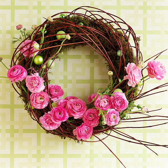 Easter and Spring Door Decoration Ideas_02