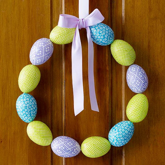 Easter and Spring Door Decoration Ideas_10