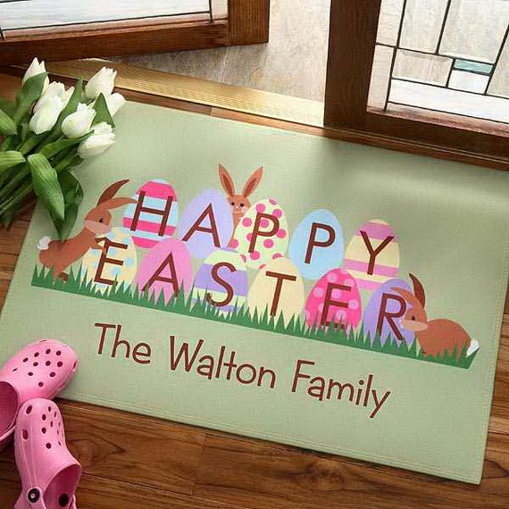 Easter and Spring Door Decoration Ideas_29