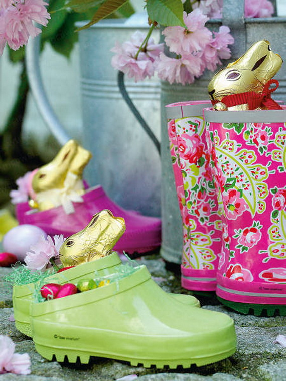 Easter and Spring Door Decoration Ideas_53