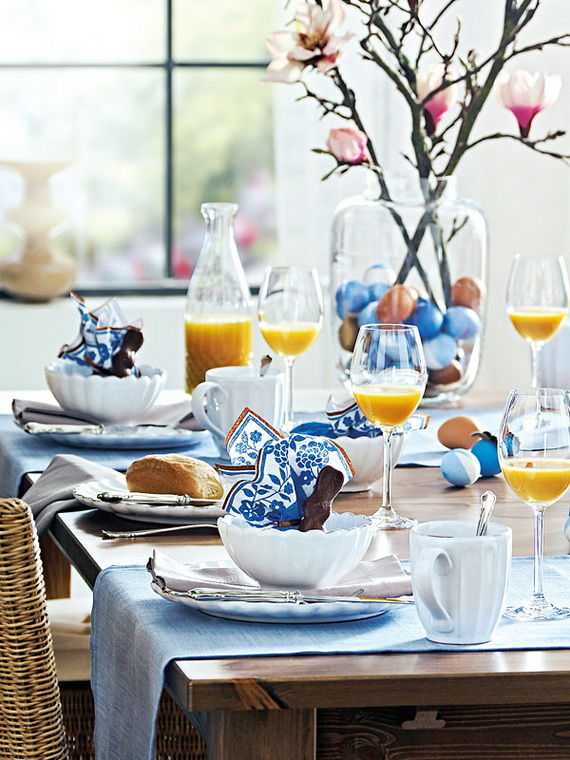 Elegant Easter Decor Ideas For An Unforgettable Celebration_19