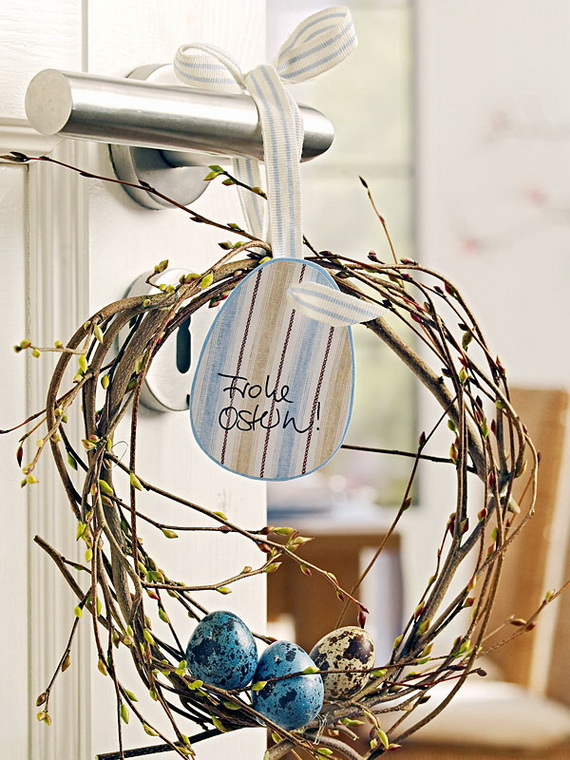 Elegant Easter Decor Ideas For An Unforgettable Celebration_22