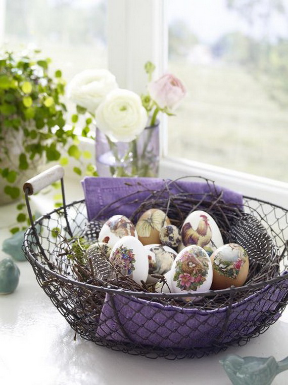 Elegant Easter Decor Ideas For An Unforgettable Celebration_27
