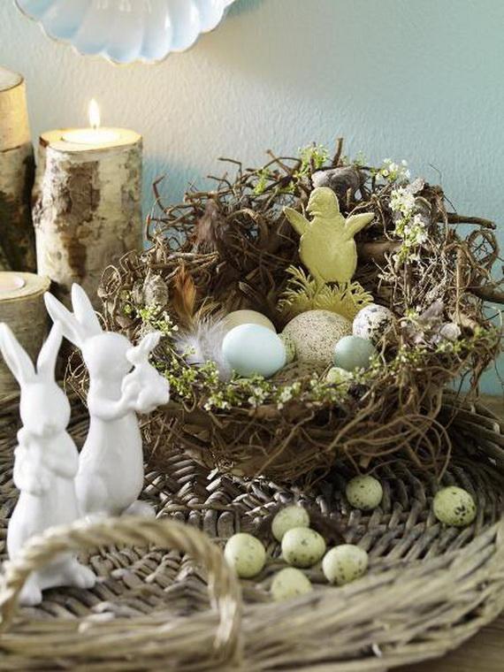 Elegant Easter Decor Ideas For An Unforgettable Celebration_29