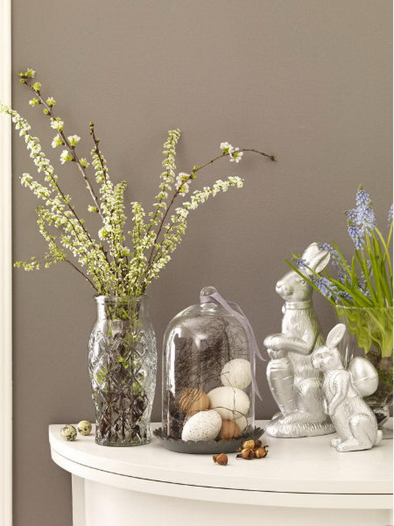 Elegant Easter Decor Ideas For An Unforgettable Celebration_34