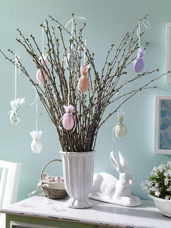 Elegant Easter Decor Ideas For An Unforgettable Celebration_37