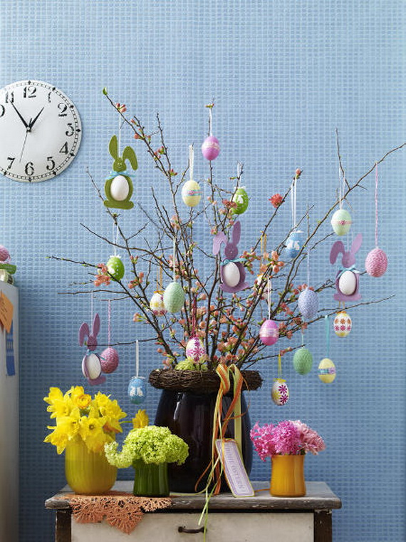 Elegant Easter Decor Ideas For An Unforgettable Celebration_38