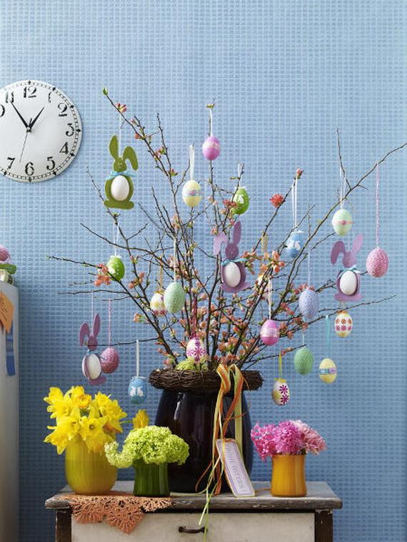 Elegant Easter Decor Ideas For An Unforgettable Celebration_38