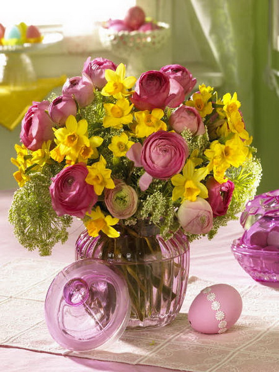 Elegant Easter Decor Ideas For An Unforgettable Celebration_39