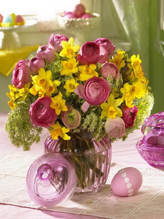 Elegant Easter Decor Ideas For An Unforgettable Celebration_39