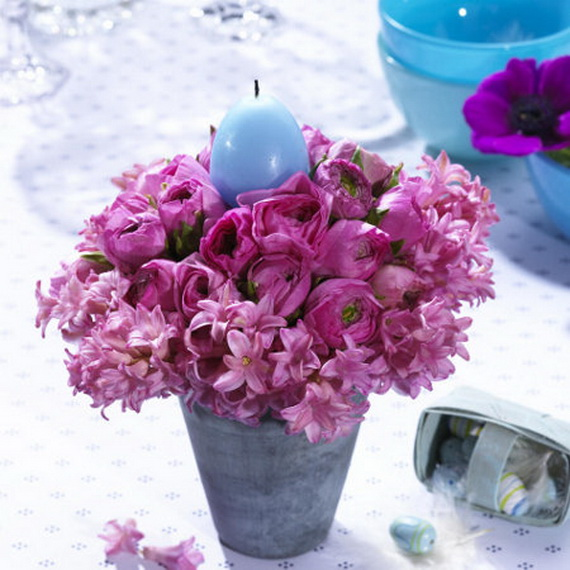 Elegant Easter Decor Ideas For An Unforgettable Celebration_41