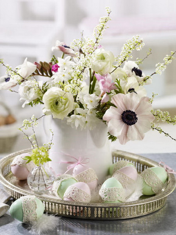 Elegant Easter Decor Ideas For An Unforgettable Celebration_43