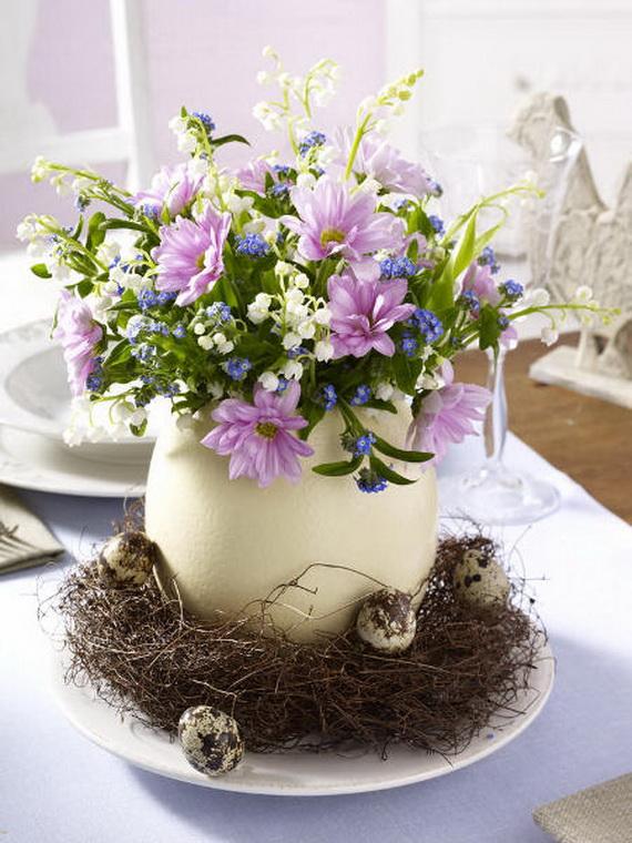 Elegant Easter Decor Ideas For An Unforgettable Celebration_44