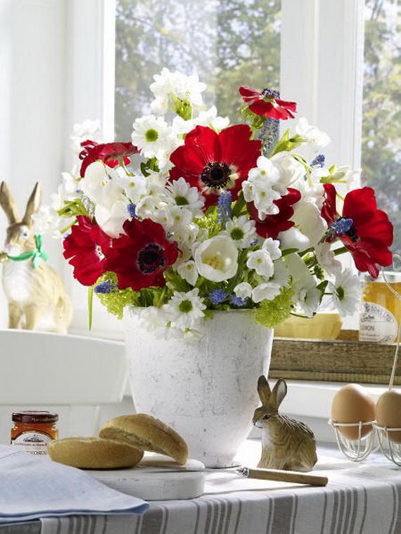Elegant Easter Decor Ideas For An Unforgettable Celebration_45