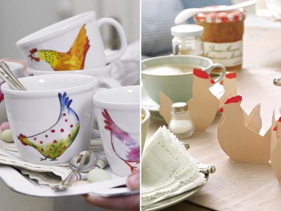 Elegant Easter Decor Ideas For An Unforgettable Celebration_52