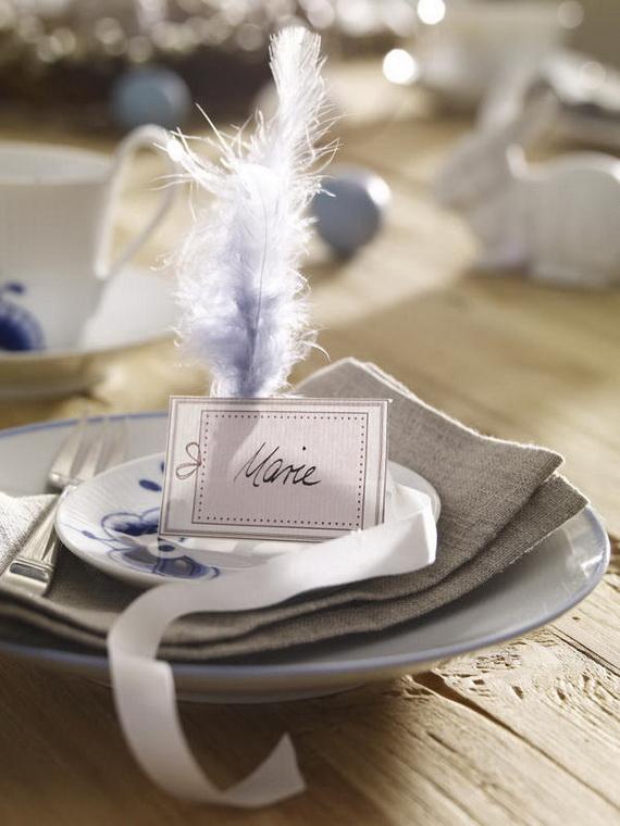 Elegant Easter Decor Ideas For An Unforgettable Celebration_53
