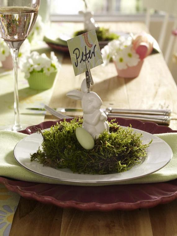 Elegant Easter Decor Ideas For An Unforgettable Celebration_54