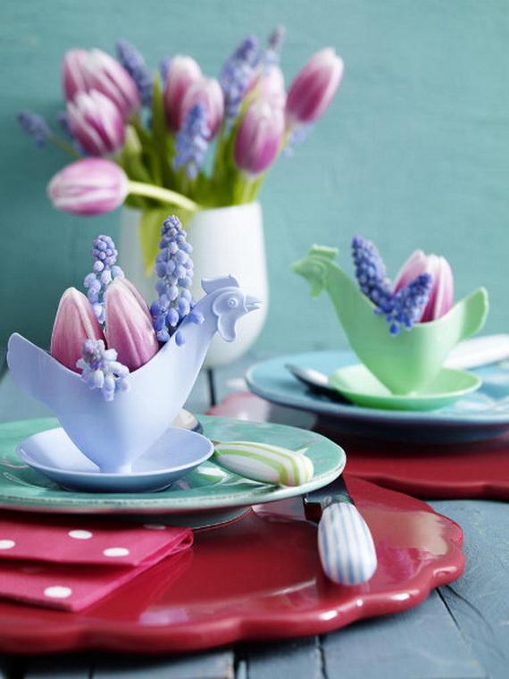 Elegant Easter Decor Ideas For An Unforgettable Celebration_56