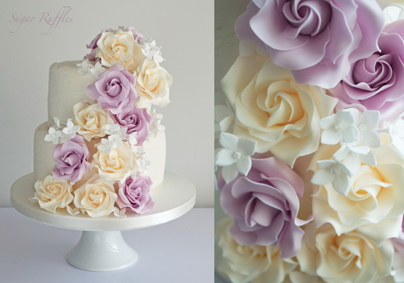 Fabulous Easter Wedding Cake Ideas & Designs