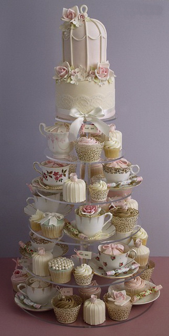 Fabulous Easter Wedding Cake Ideas & Designs_01 (3)