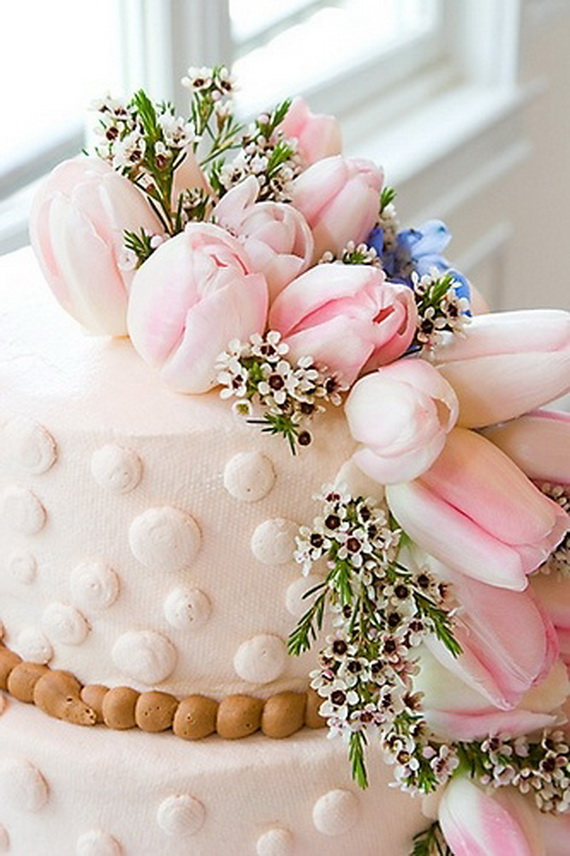 Fabulous Easter Wedding Cake Ideas & Designs_02 (3)