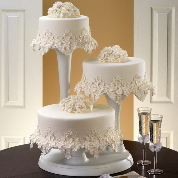 Fabulous Easter Wedding Cake Ideas & Designs_02