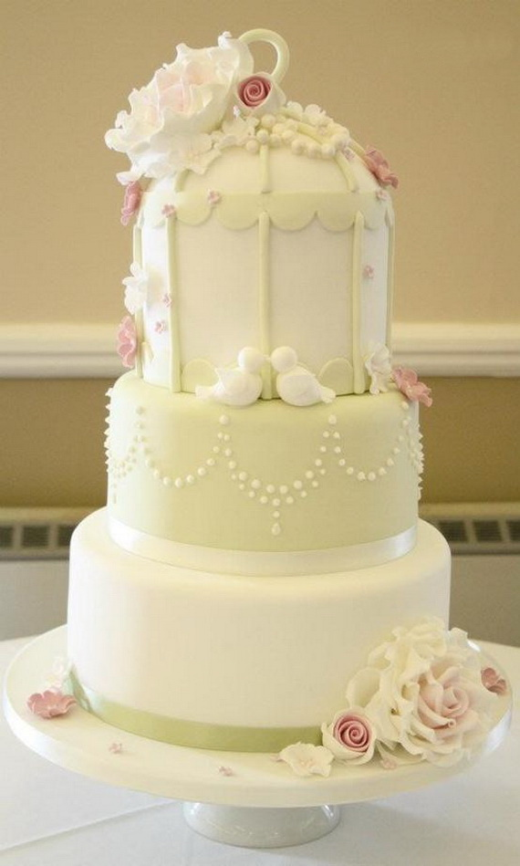 Fabulous Easter Wedding Cake Ideas & Designs_03 (3)