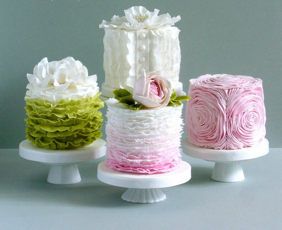 Fabulous Easter Wedding Cake Ideas & Designs_04 (2)