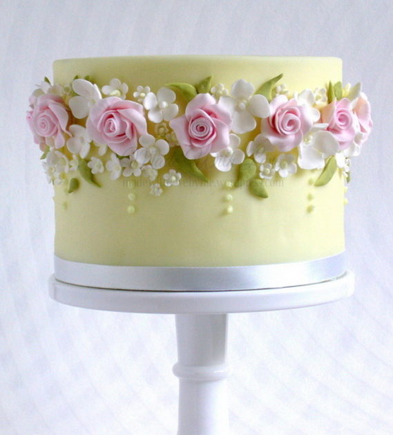 Fabulous Easter Wedding Cake Ideas & Designs_10 (2)