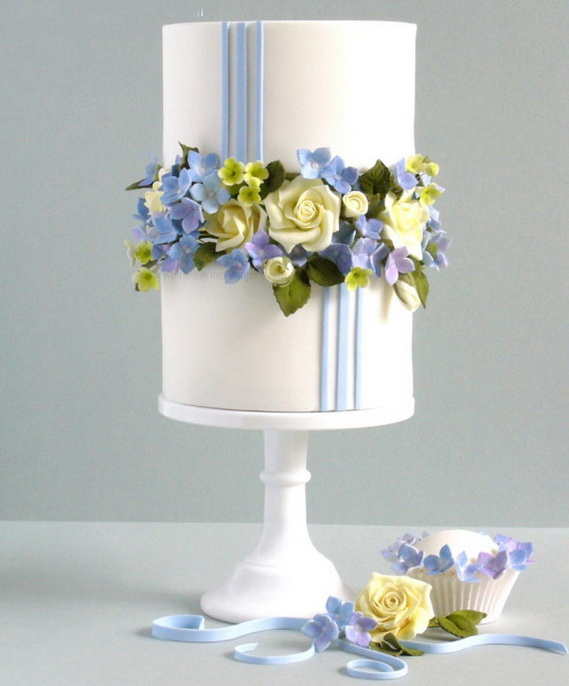 Fabulous Easter Wedding Cake Ideas & Designs_16 (2)