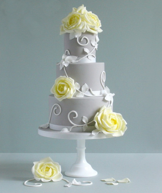 Fabulous Easter Wedding Cake Ideas & Designs_20 (2)