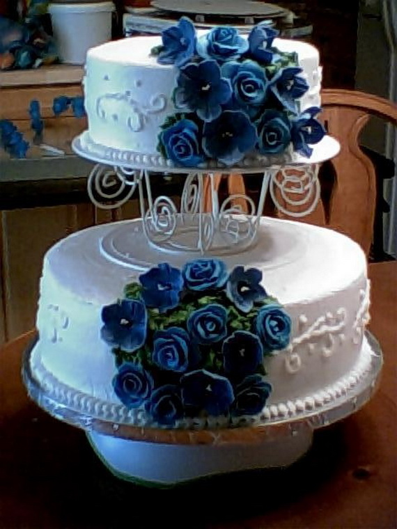 Fabulous Easter Wedding Cake Ideas & Designs_3