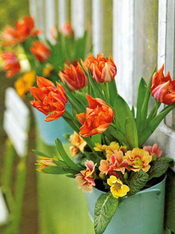 Flower Decoration Ideas To Celebrate Spring Holidays _03