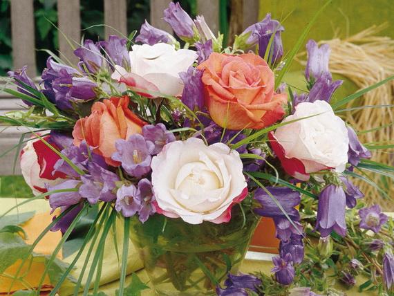 Flower Decoration Ideas To Celebrate Spring Holidays _04
