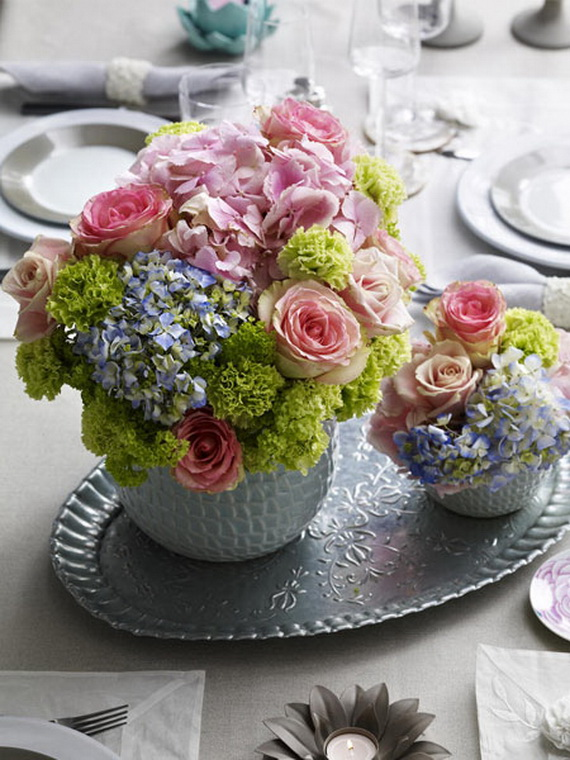 Flower Decoration Ideas To Celebrate Spring Holidays _14