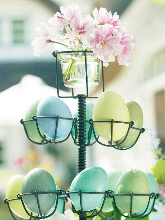 Flower Decoration Ideas To Celebrate Spring Holidays _18