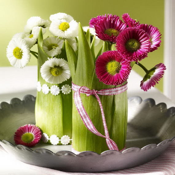 Flower Decoration Ideas To Celebrate Spring Holidays _21
