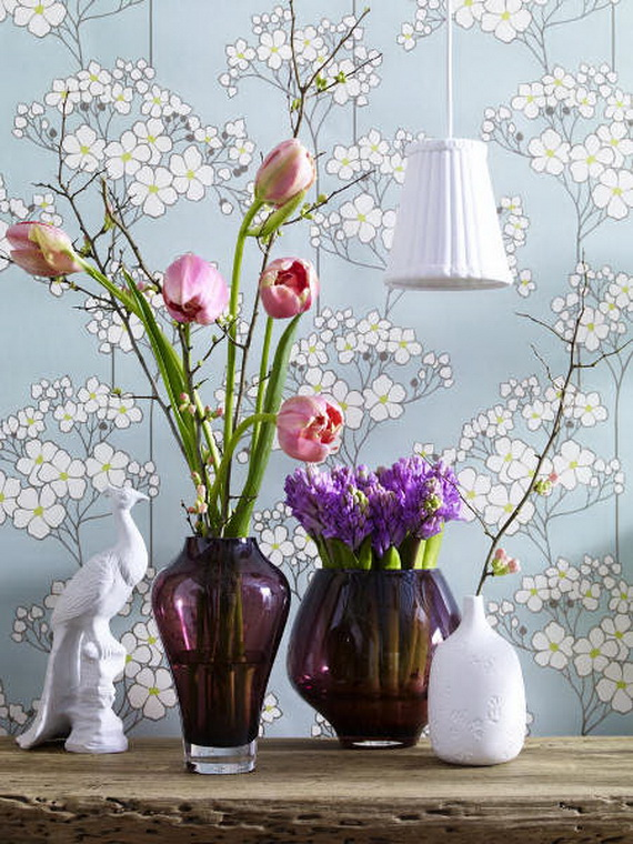 Flower Decoration Ideas To Celebrate Spring Holidays _23