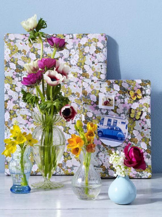 Flower Decoration Ideas To Celebrate Spring Holidays _24