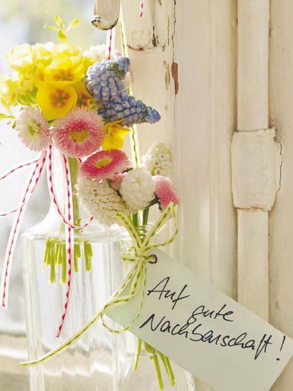 Flower Decoration Ideas To Celebrate Spring Holidays _27
