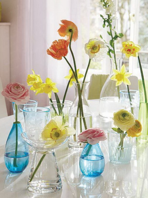 Flower Decoration Ideas To Celebrate Spring Holidays _29