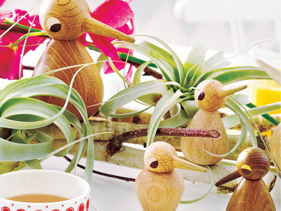 Flower Decoration Ideas To Celebrate Spring Holidays _36