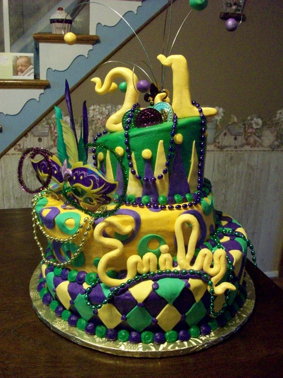 Mardi Gras King Cake Ideas_15