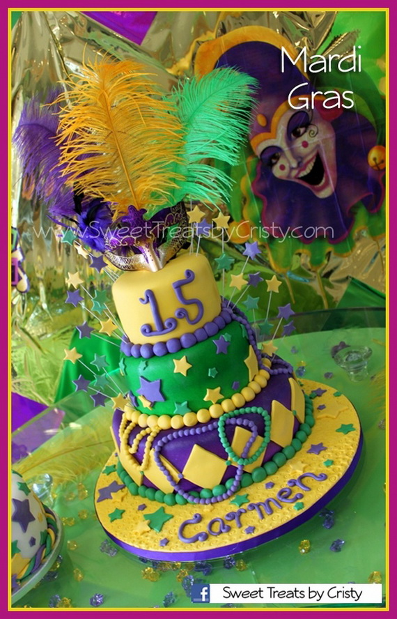 Mardi Gras King Cake Ideas_23