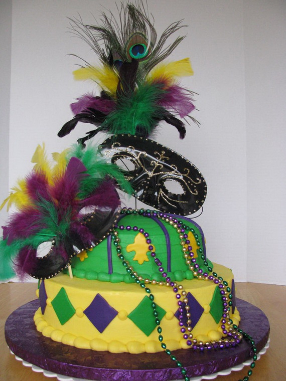 Mardi Gras King Cake Ideas_28