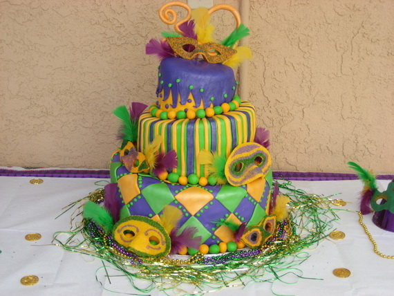 Mardi Gras King Cake Ideas_30