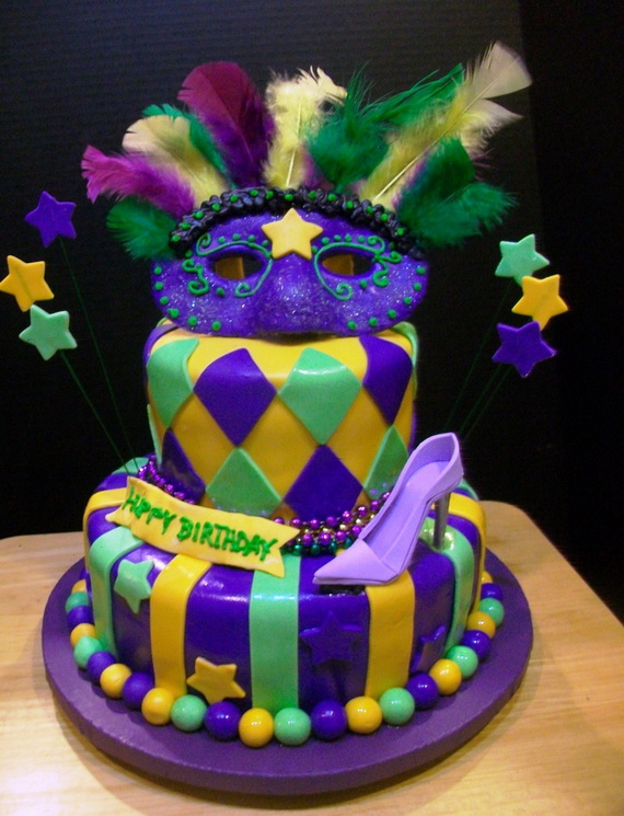Mardi Gras King Cake Ideas_33