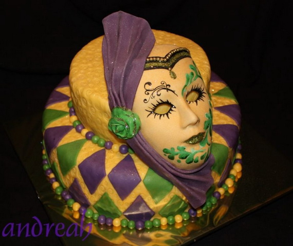 Mardi Gras King Cake Ideas_43
