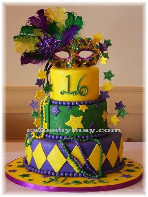 Mardi Gras King Cake Ideas_44