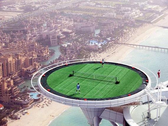 Sneak Peek; The World's Most Luxurious Hotel Burj Al Arab Dubai, United Arab Emirates_03